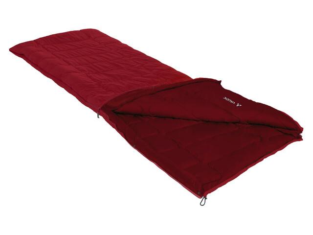 VAUDE Navajo 100 Syn Sovepose rød